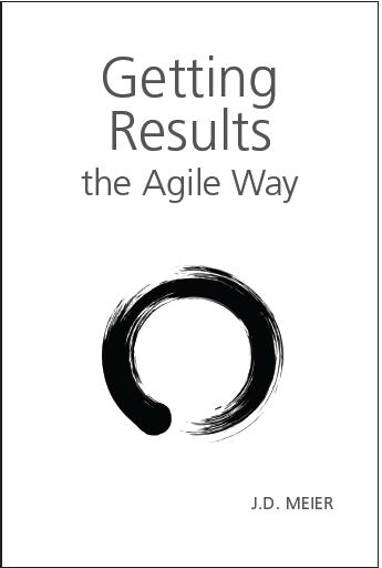 Agile results, 30 дней достижения результатов, Дж. Майер