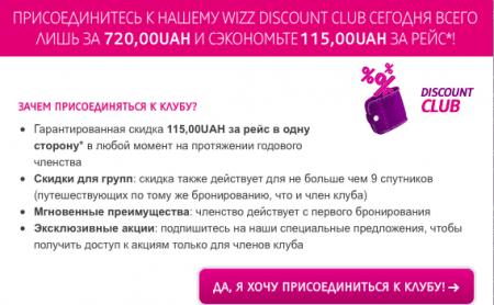 WizzAir, Удержание клиентов, клуб постоянного клиента