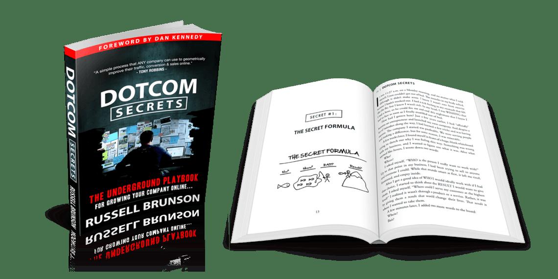 dotcom-secrets, маркетинговая воронка, russell brunson, dotcomsecrets, рассел брансон