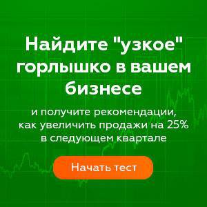 Маркетинговый тест